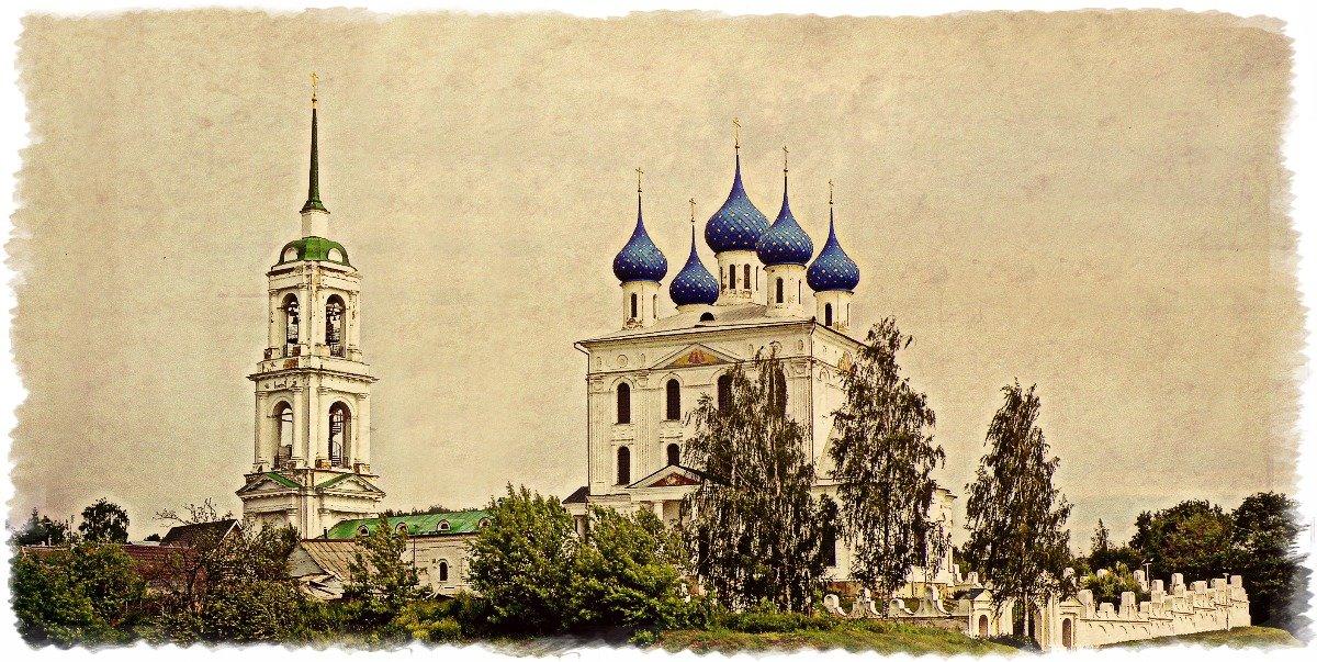 Храм Рождества Пресвятой Богородицы - Андрей Головкин