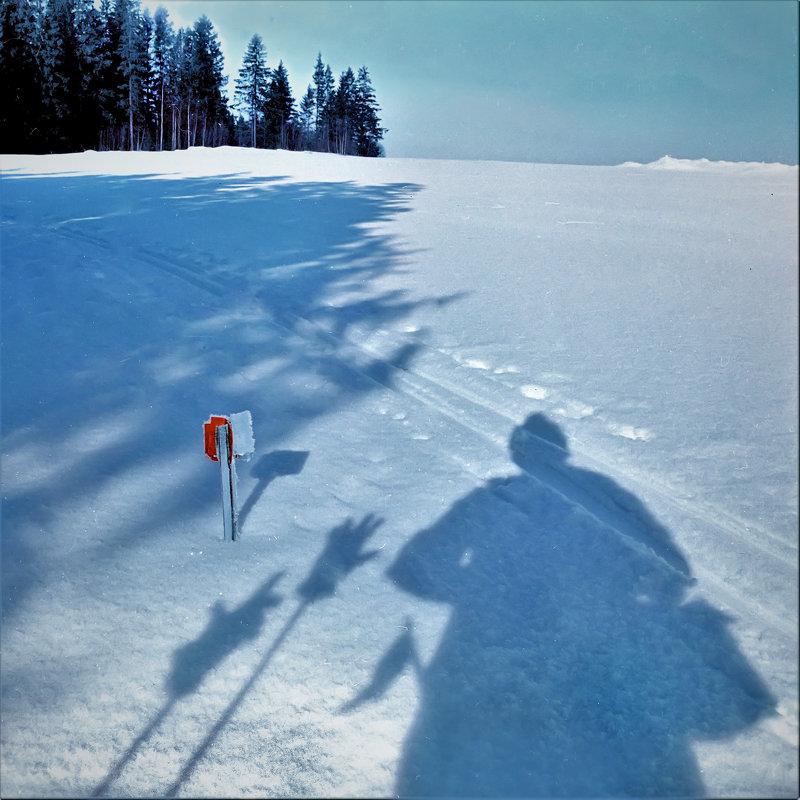 Лыжня - Валерий Талашов