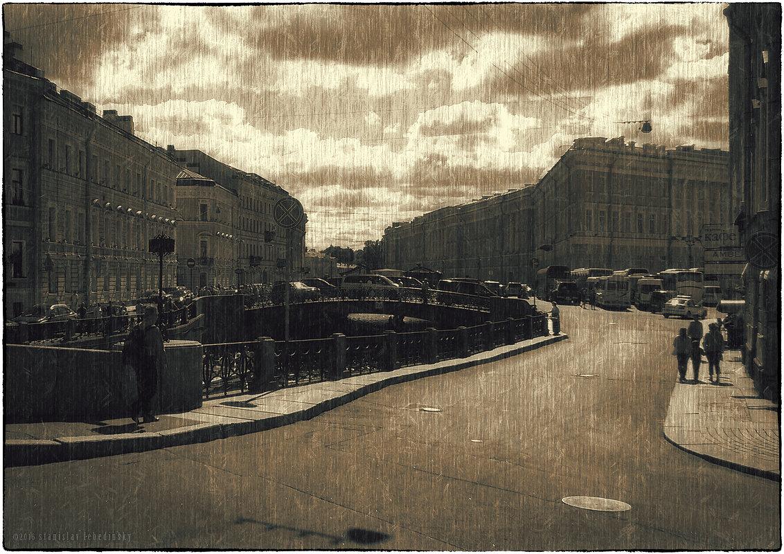 My magic Petersburg_02311 - Станислав Лебединский