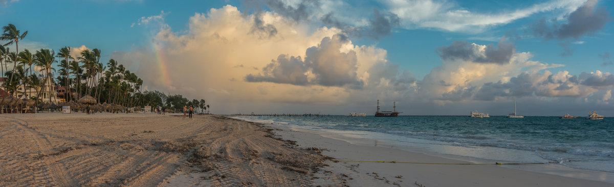 Atlantic panorama - Sergey Oslopov