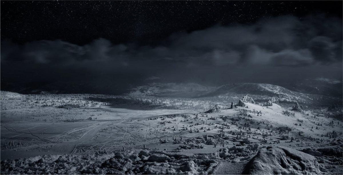 Каларское нагорье! Шерегеш - Павел Сухоребриков