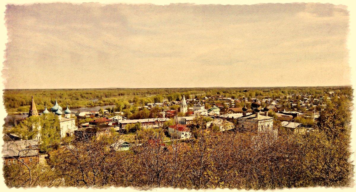 Исторический центр Гороховца - Андрей Головкин