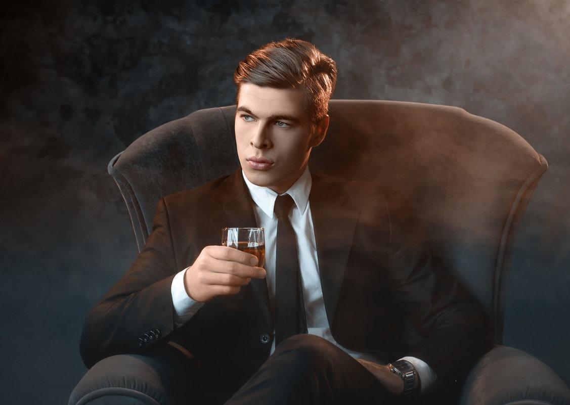 Мужской портрет - Альберт