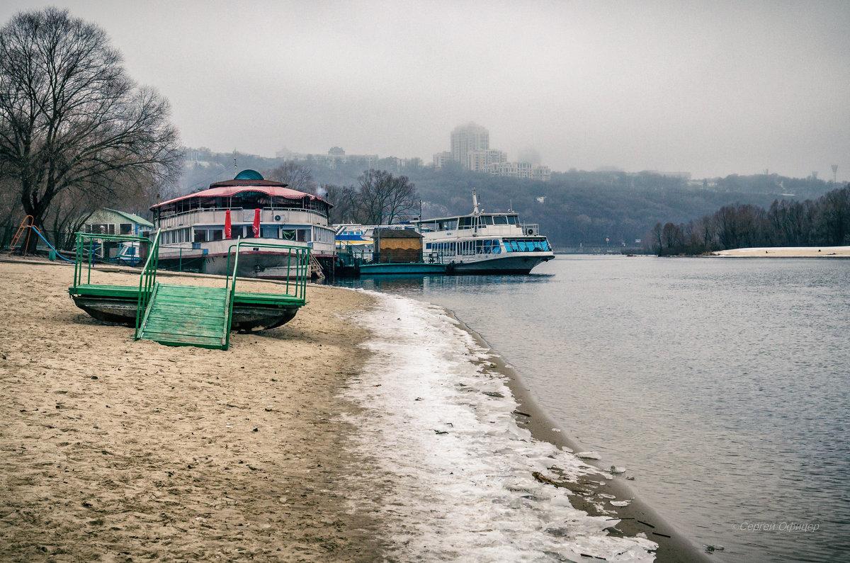 За весла: ТОП-8 лодочных станций Киева