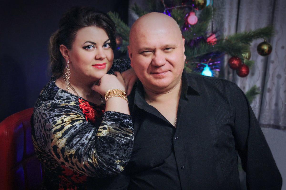 Встречая Новый год! - TATYANA PODYMA