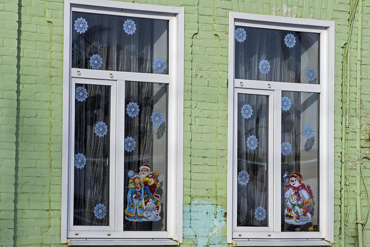 Окна детского сада - Игорь Сикорский