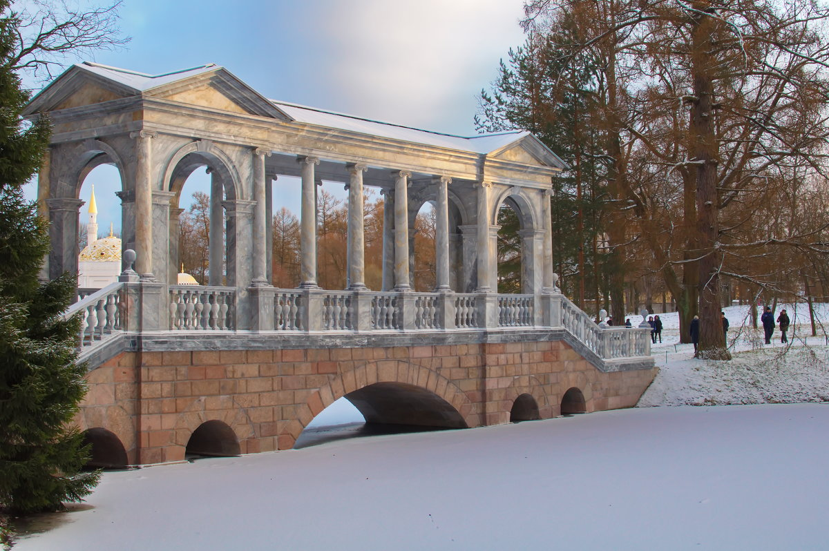 Мраморный мост - Алексей Михалев