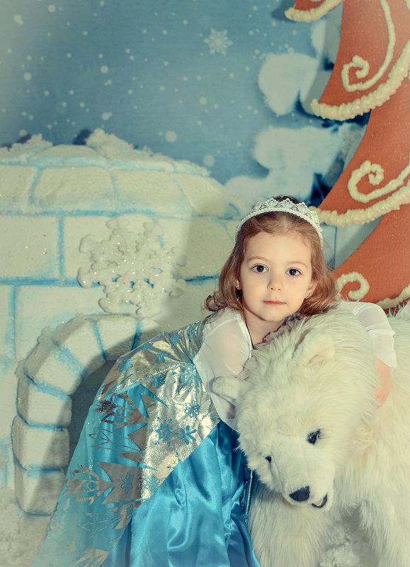 принцесса Эльза - trutatiana .