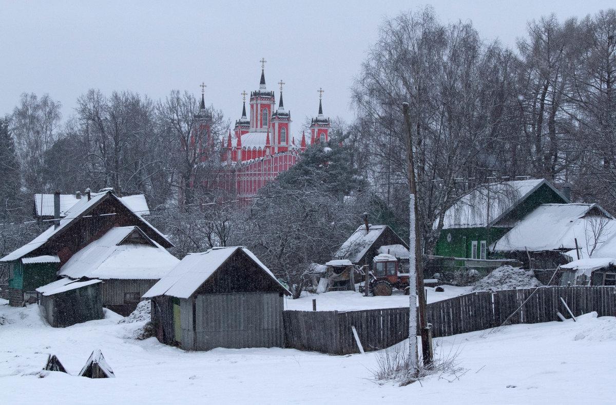 Село Красное - Елена Жукова