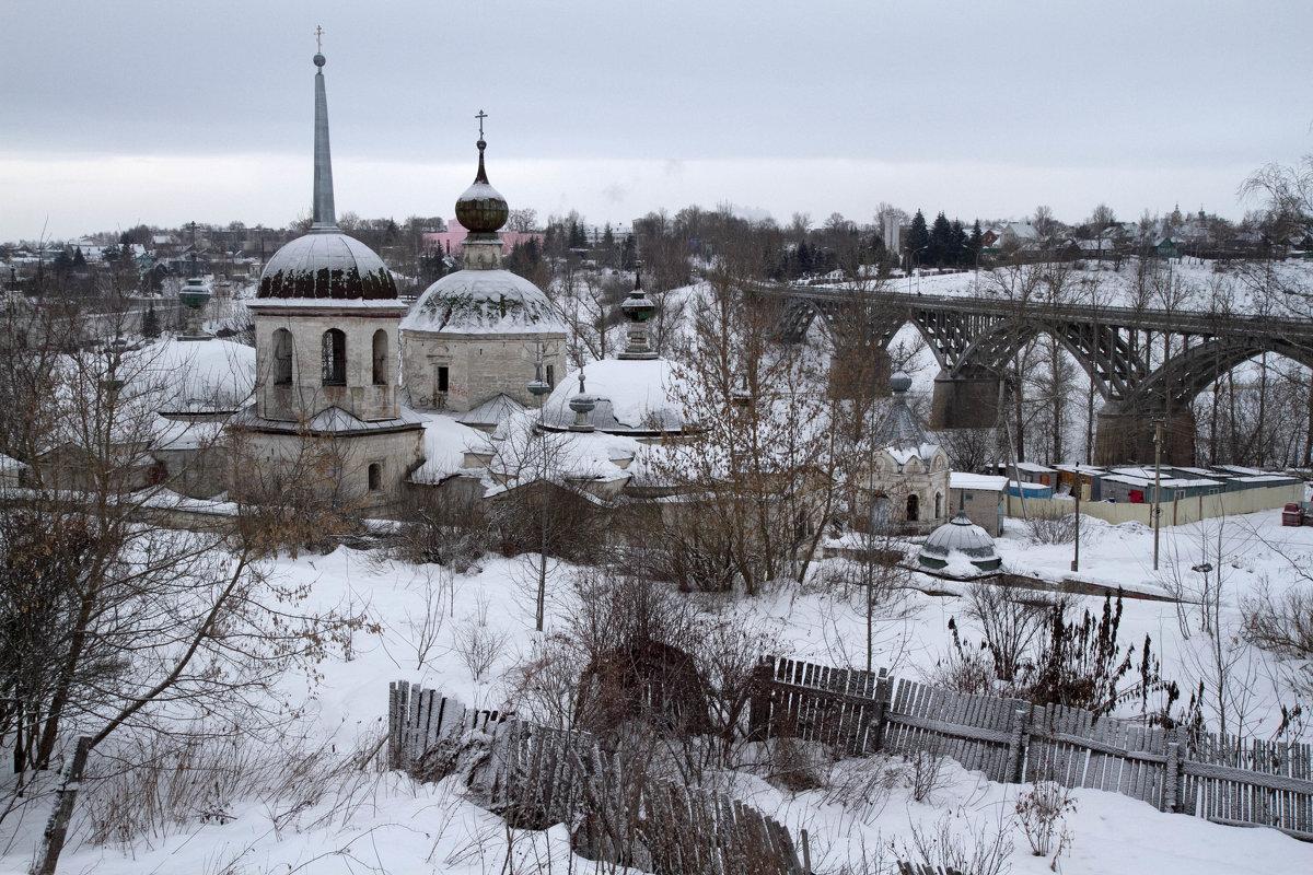 Провинция справляет Рождество - Елена Жукова