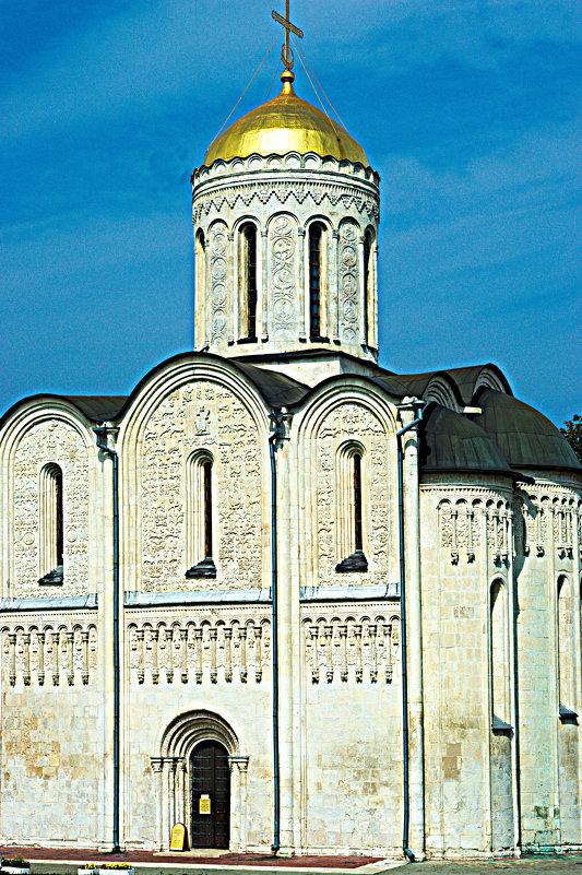 Дмитриевский собор. г. Владимир. - Сергей Владимирович Егоров