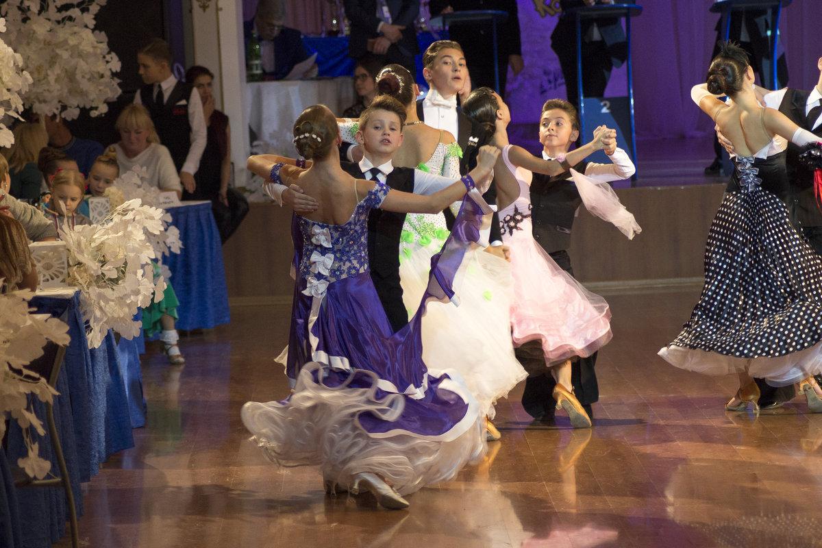 ballroom dancing 3 - Даниил Изюров
