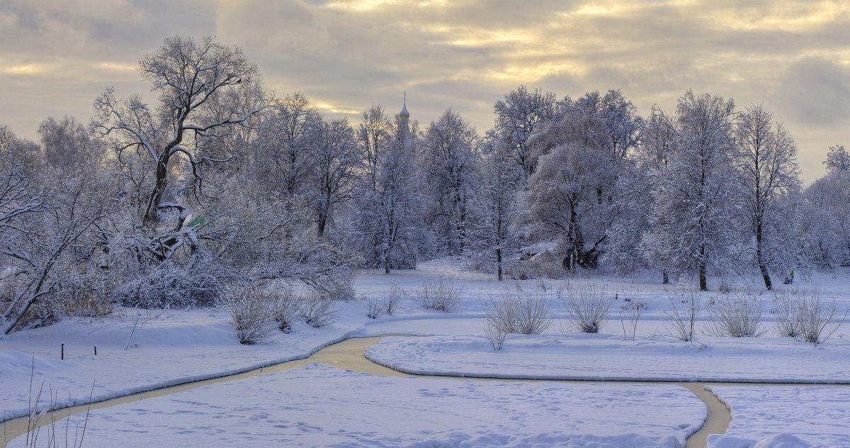 Зимний вечер - Константин
