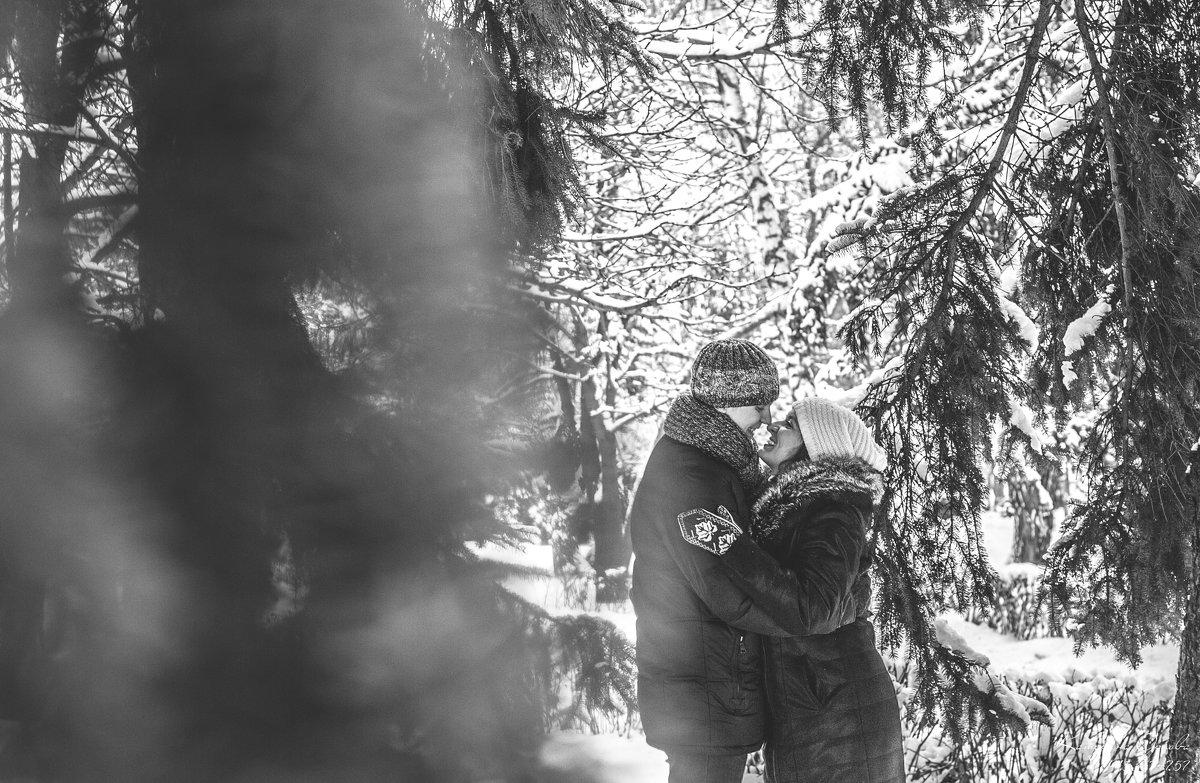 Зимняя прогулка - Катерина Орлова