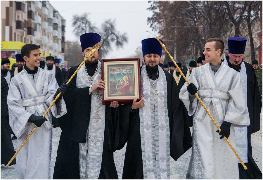 традиционный Крестный ход - Petrovich