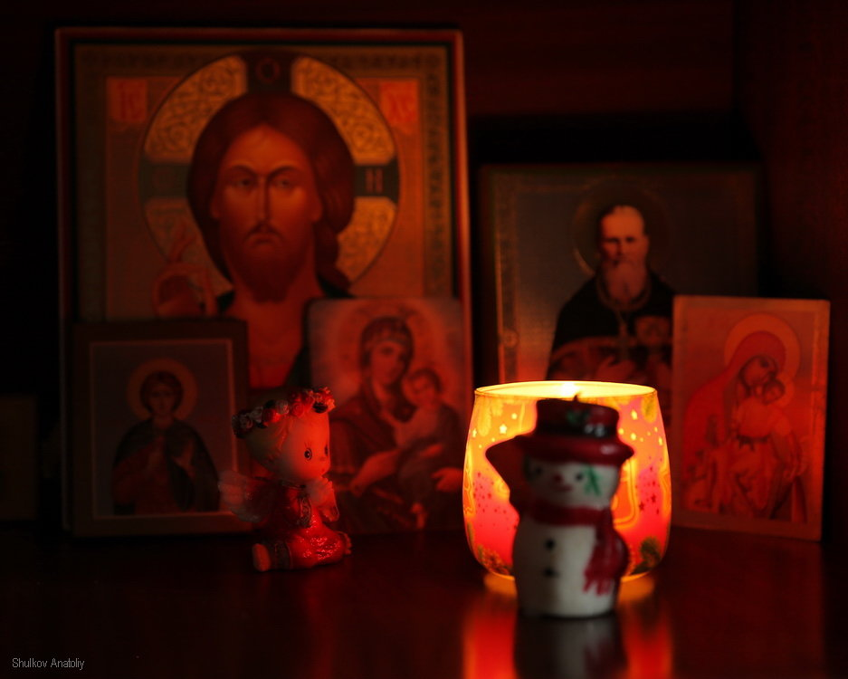 Рождество - Анатолий Шулков