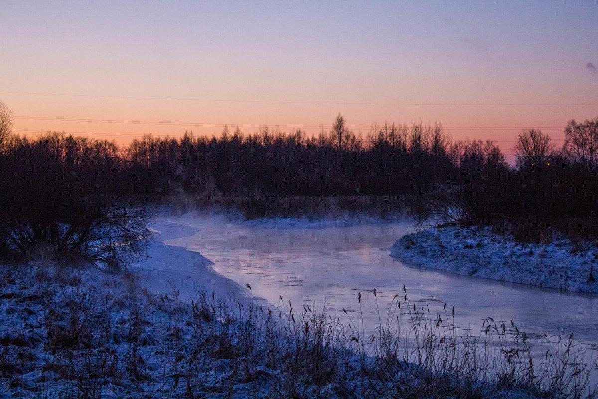 Закат на реке - Алёнка Шапран