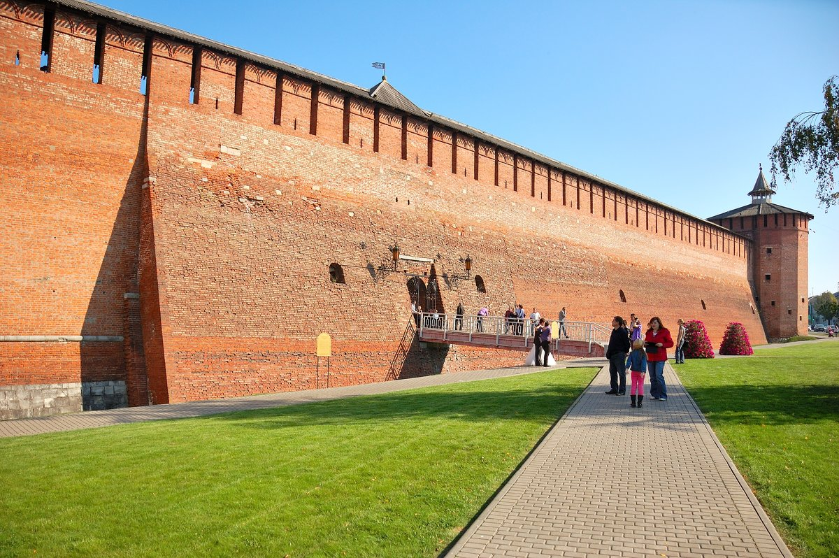 Коломенский кремль - Константин Поляков