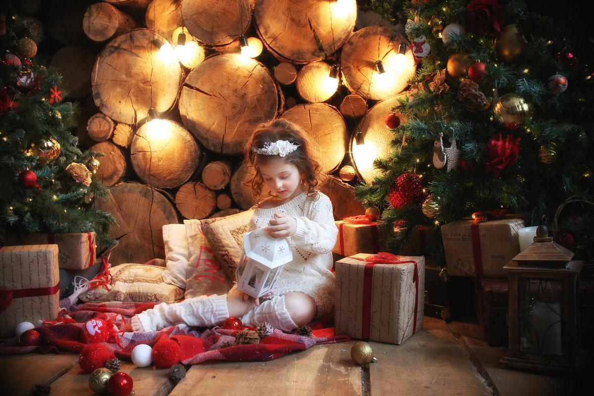 В Рождественскую ночь - Светлана Миронова