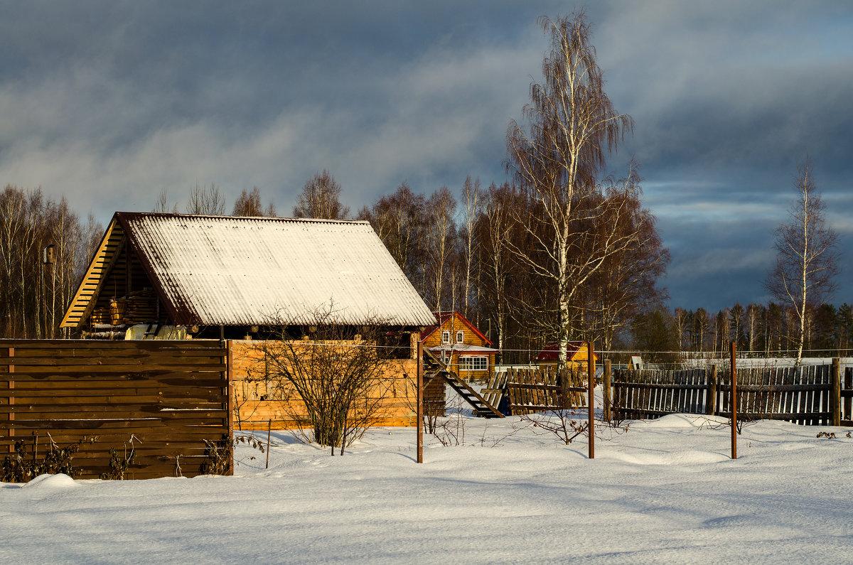 Зима - Сергей Шашкин