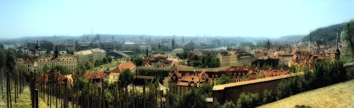 Прага - Сергей Шруба