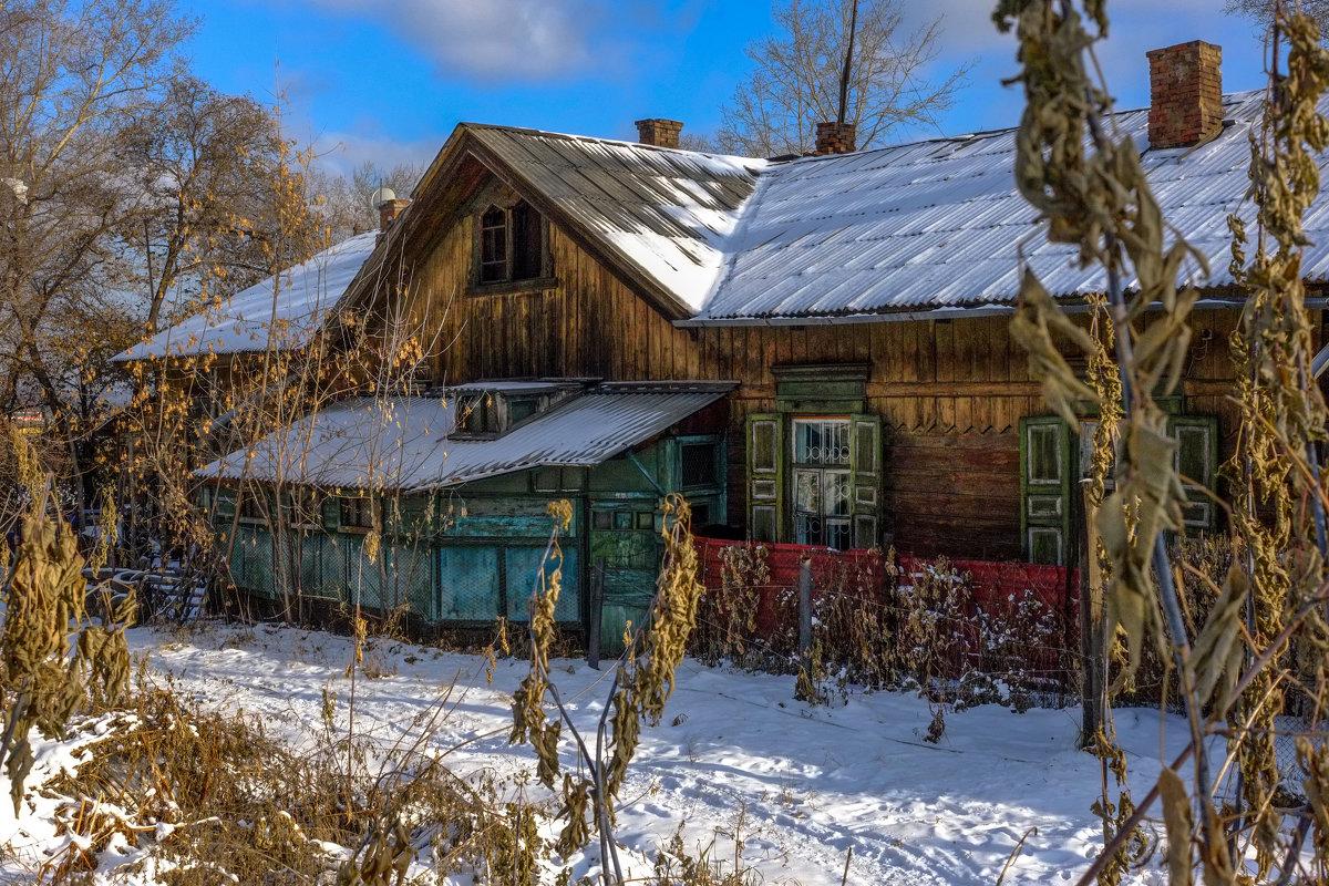 Старый дом. - Rafael