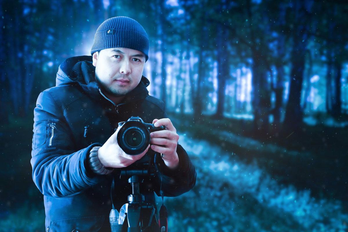 Зима - Nurba Begaliev