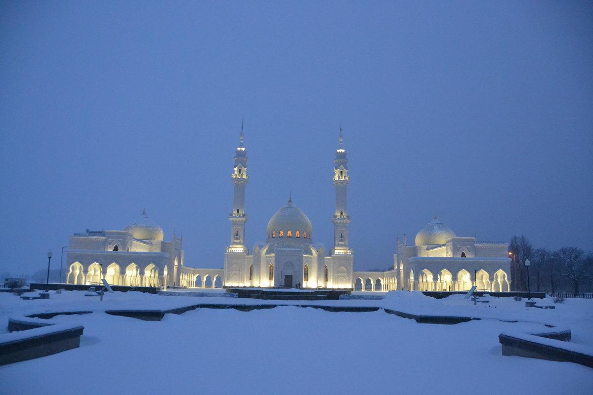 Белая мечеть в Булгаре - Татьяна Васильева