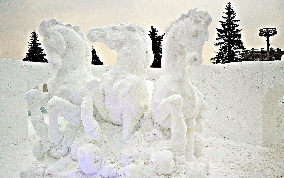 Три белых коня... - Владимир Болдырев