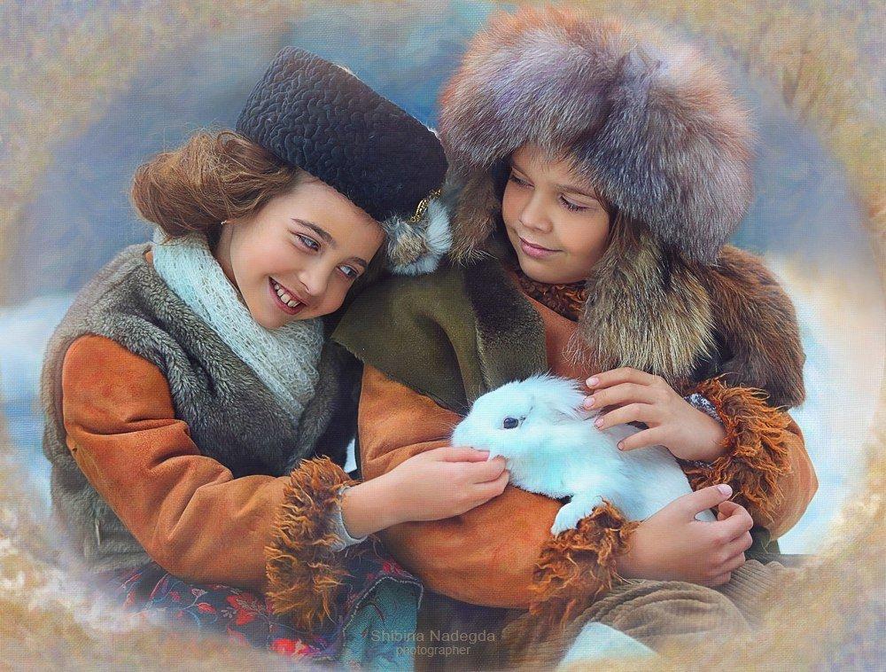 Новогодние истории - Надежда Шибина