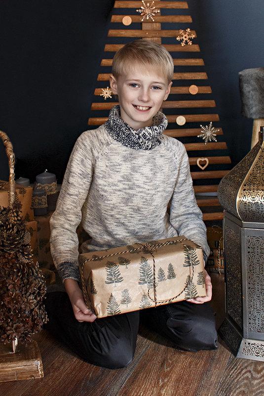 Никита в новогодней сказке - Вероника Пастухова