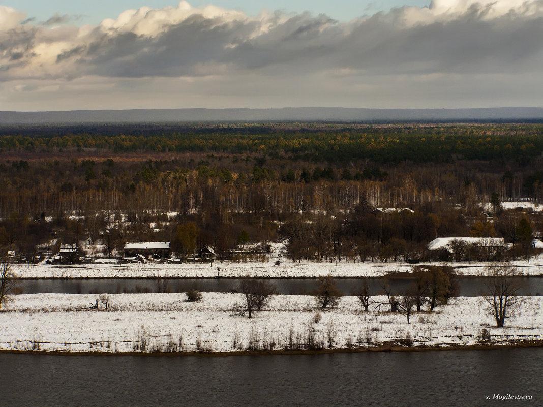 Осень - зима. - Svetlana