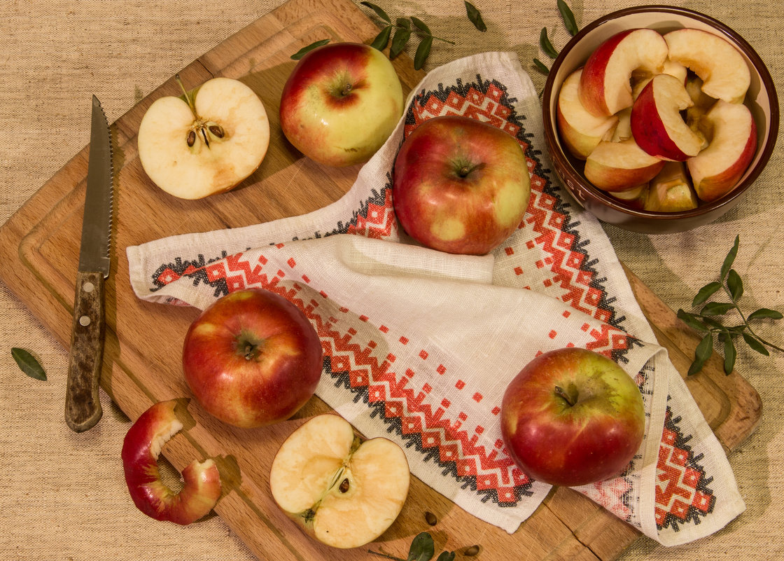 Яблочки - Elena Ignatova