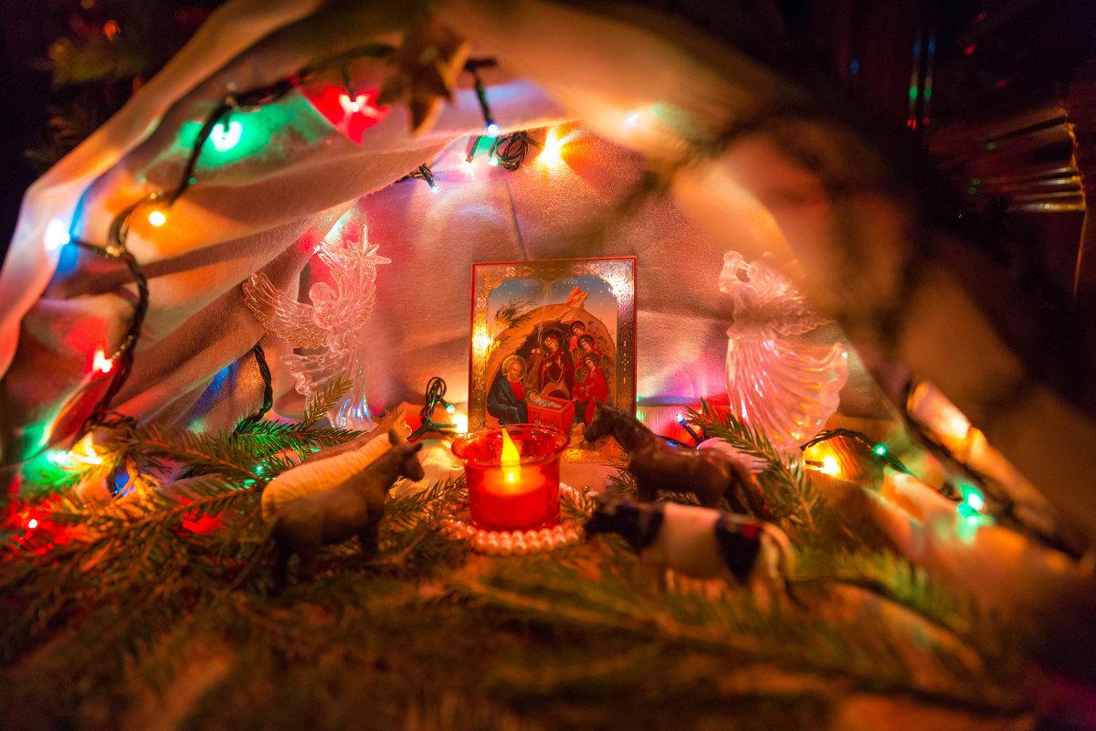 С Рождеством Христовым! Вертеп - Мария Корнилова