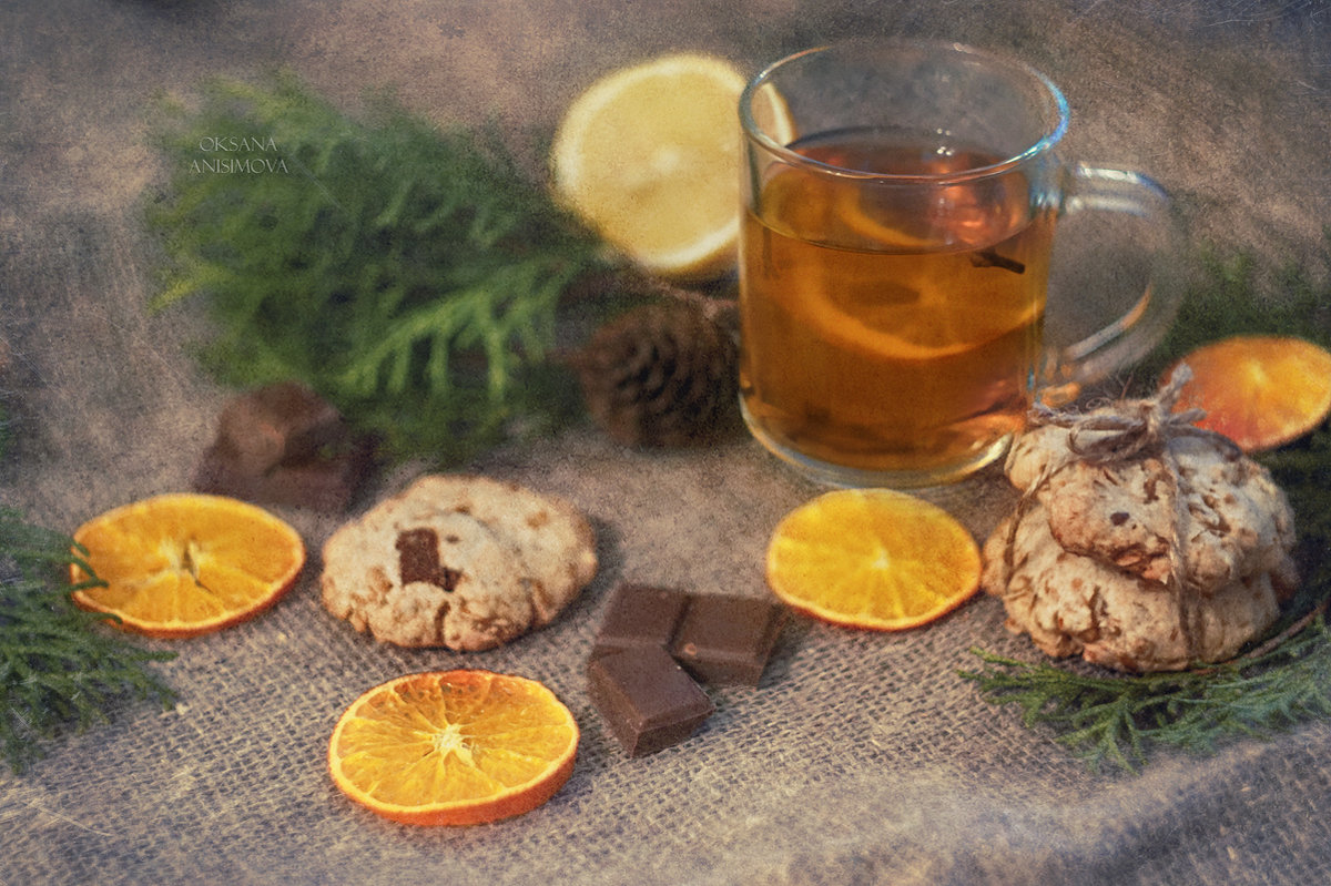 манлариновый чай - Оксана Анисимова