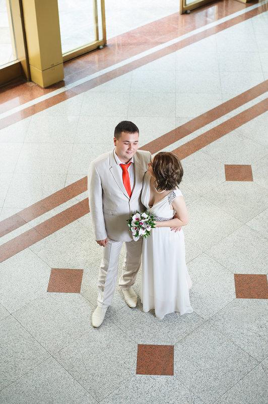 Tatiana + Roman - Roman Griev