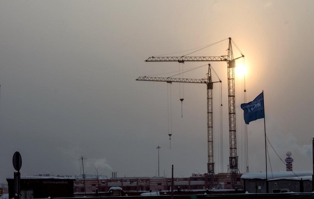 Солнце идёт на закат - Николай Ларигин