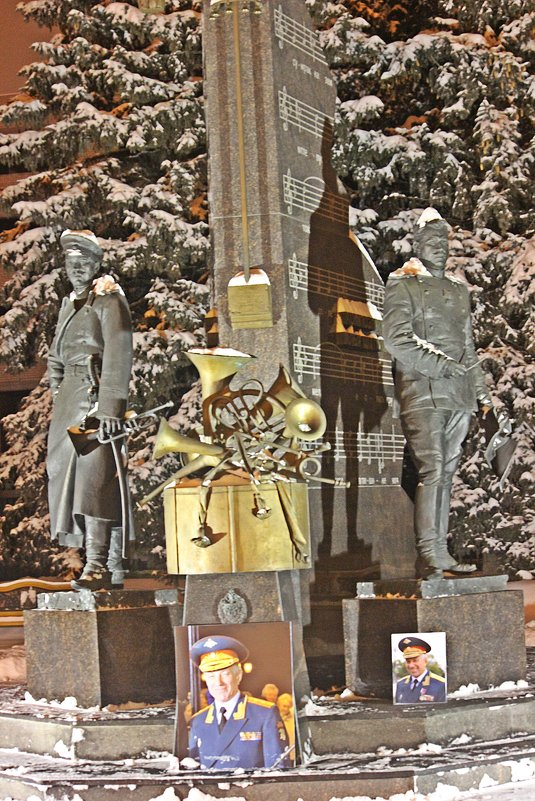 Вечная память трем Капельмейстерам России ! - Виталий Селиванов