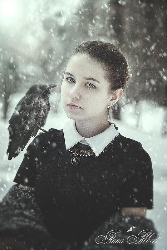 Черный ворон - Anna Albert