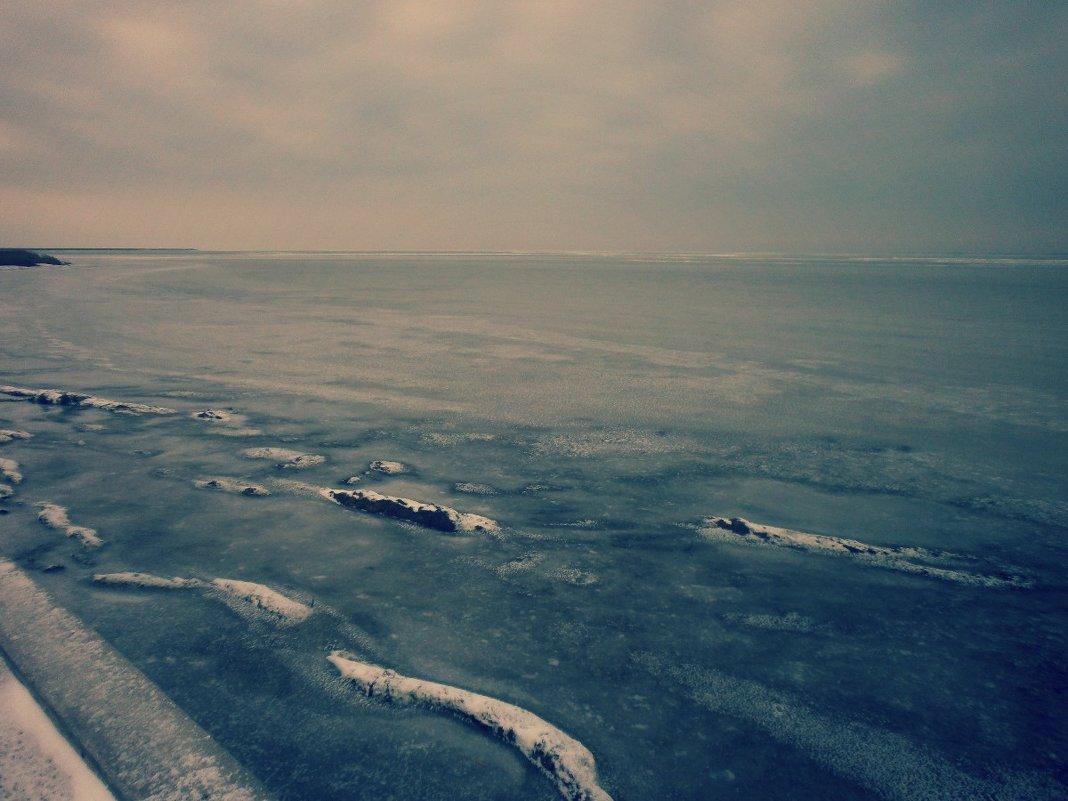 Замерзший простор - mAri