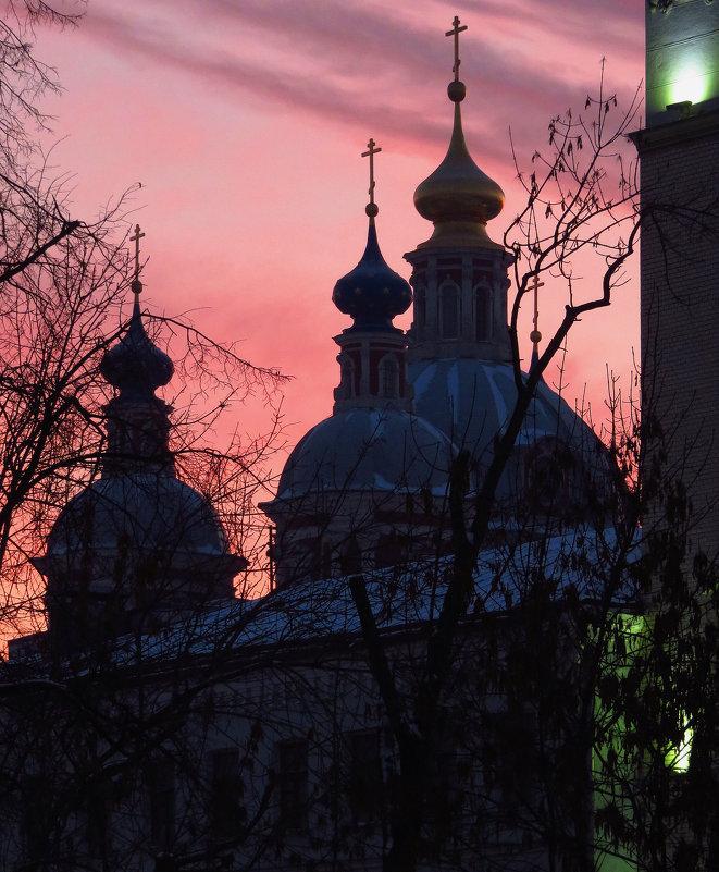 Вечер в городе - Андрей Лукьянов