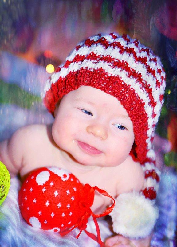 Новогоднее чудо) - Любовь