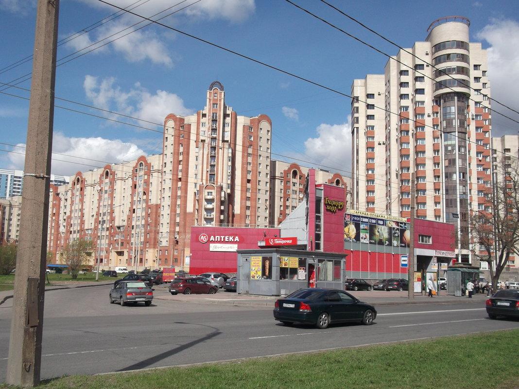 Питерские новостройки - Svetlana Lyaxovich