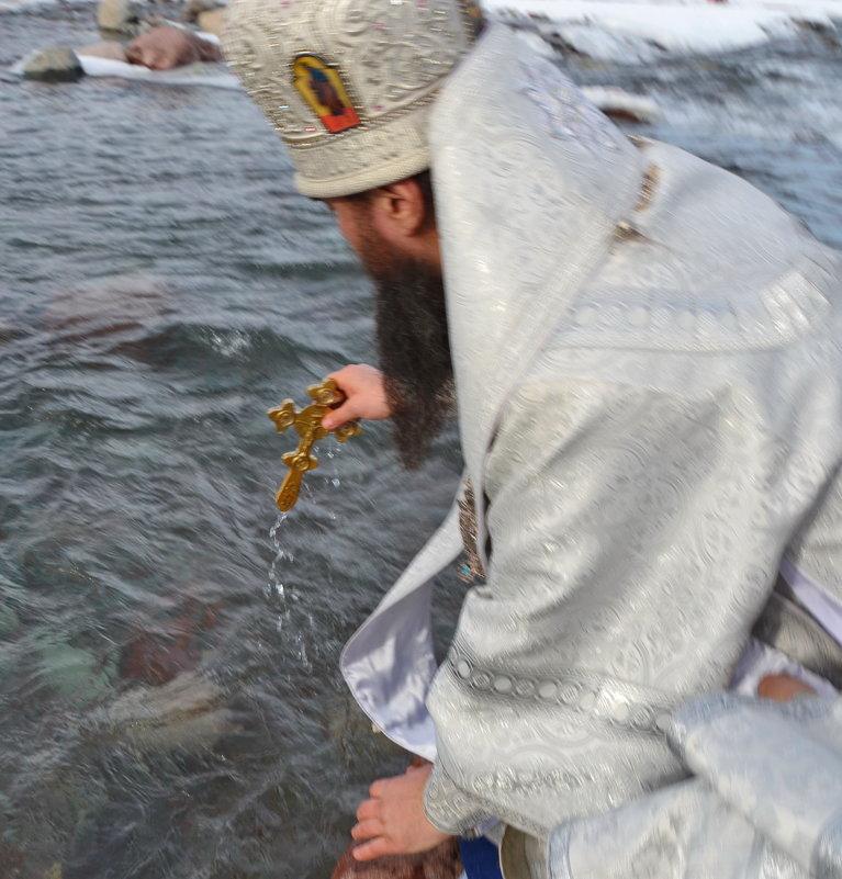 Крещение.Чин освящения воды. - santamoroz