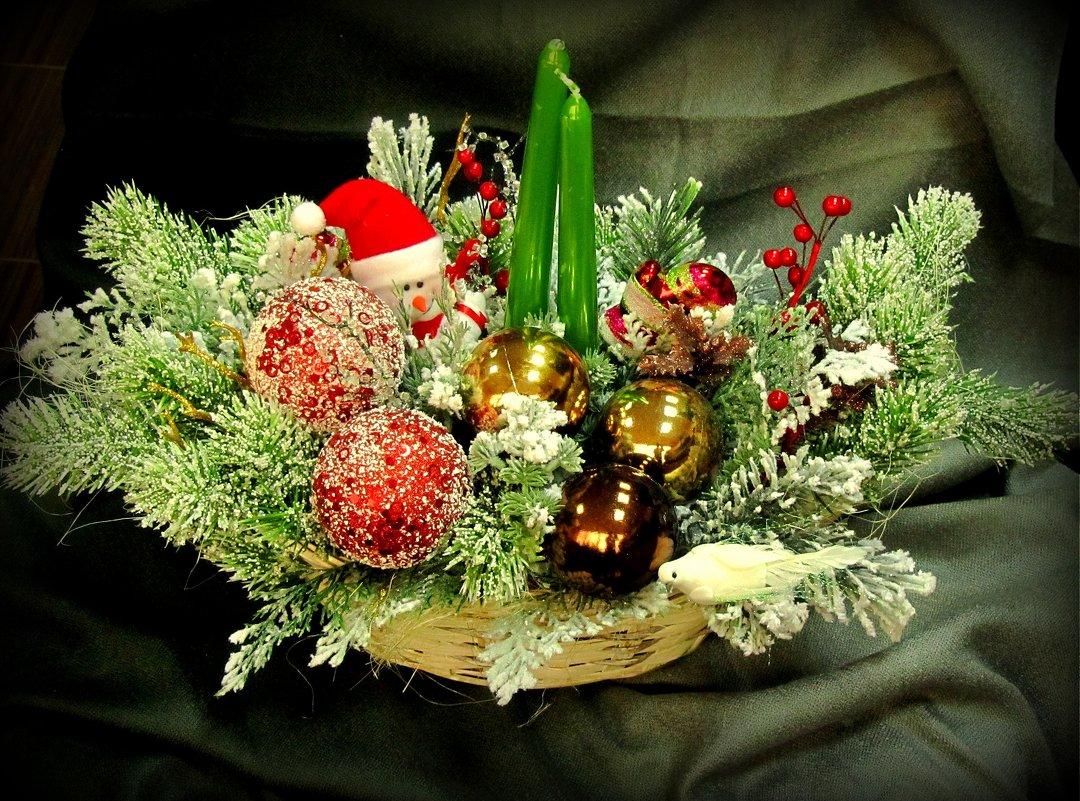 Новогодние украшения - Сергей Карачин