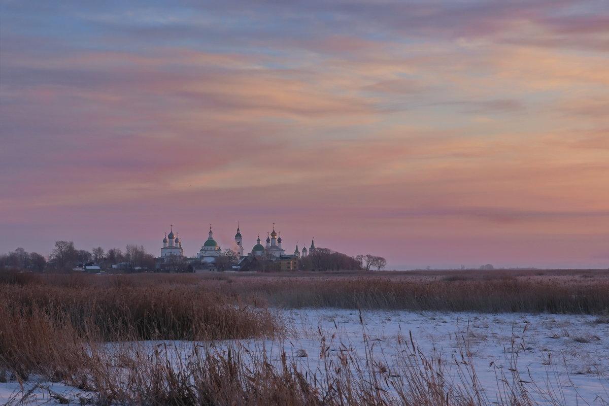 Спасо-Яковлевский монастырь, Ростов - галина северинова