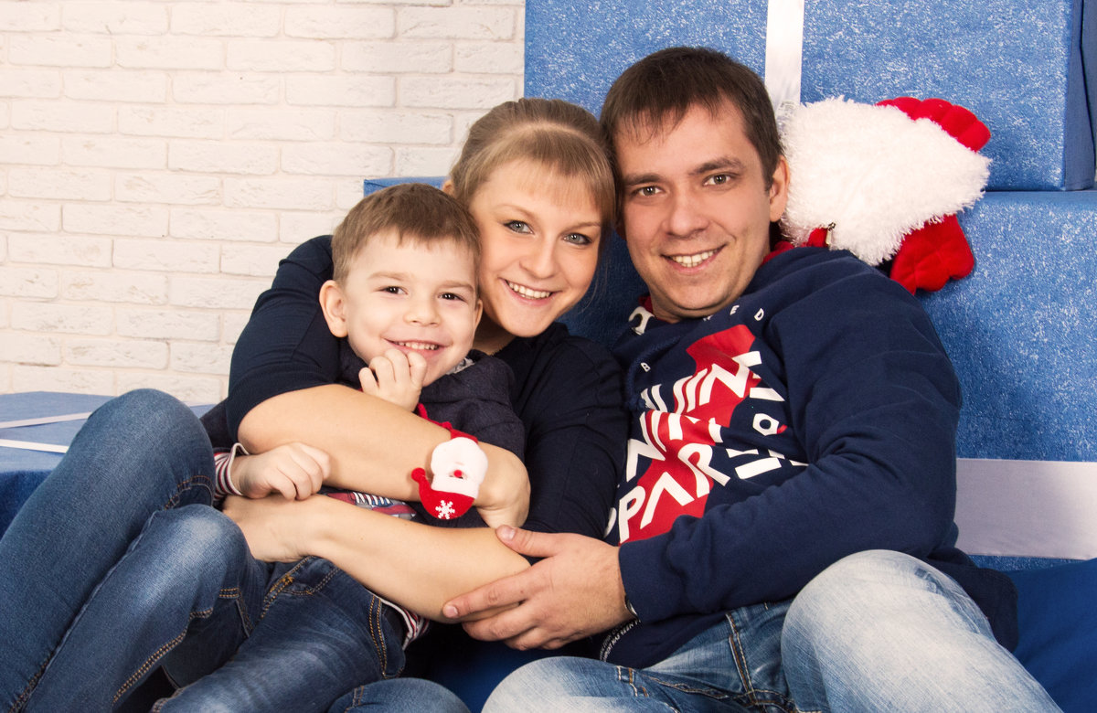 Семья - Вероника Подрезова