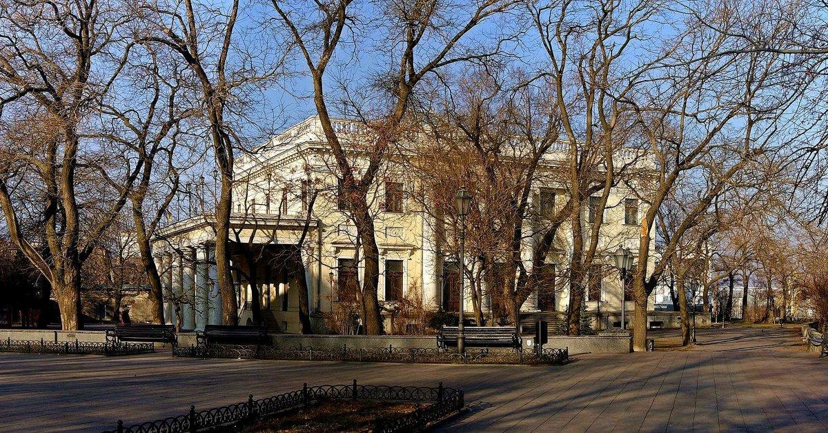 Воронцовский дворец - Александр Корчемный
