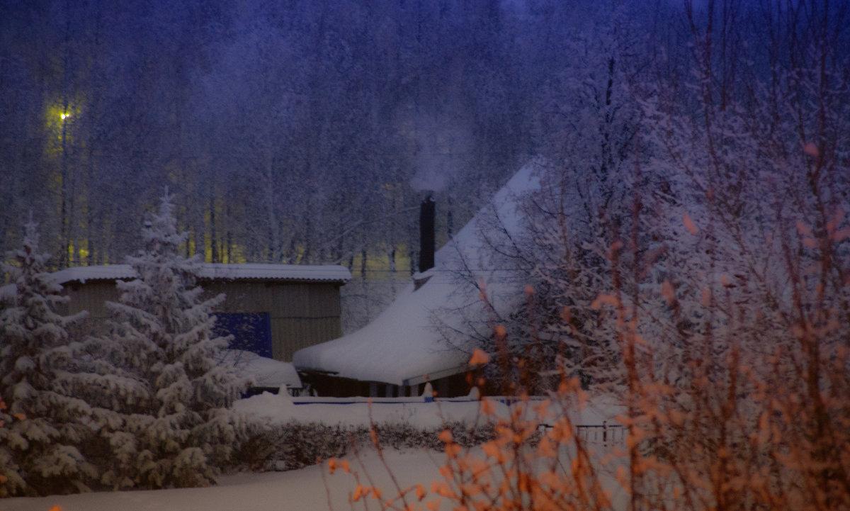 Зимняя сказка - ОЛЬГА