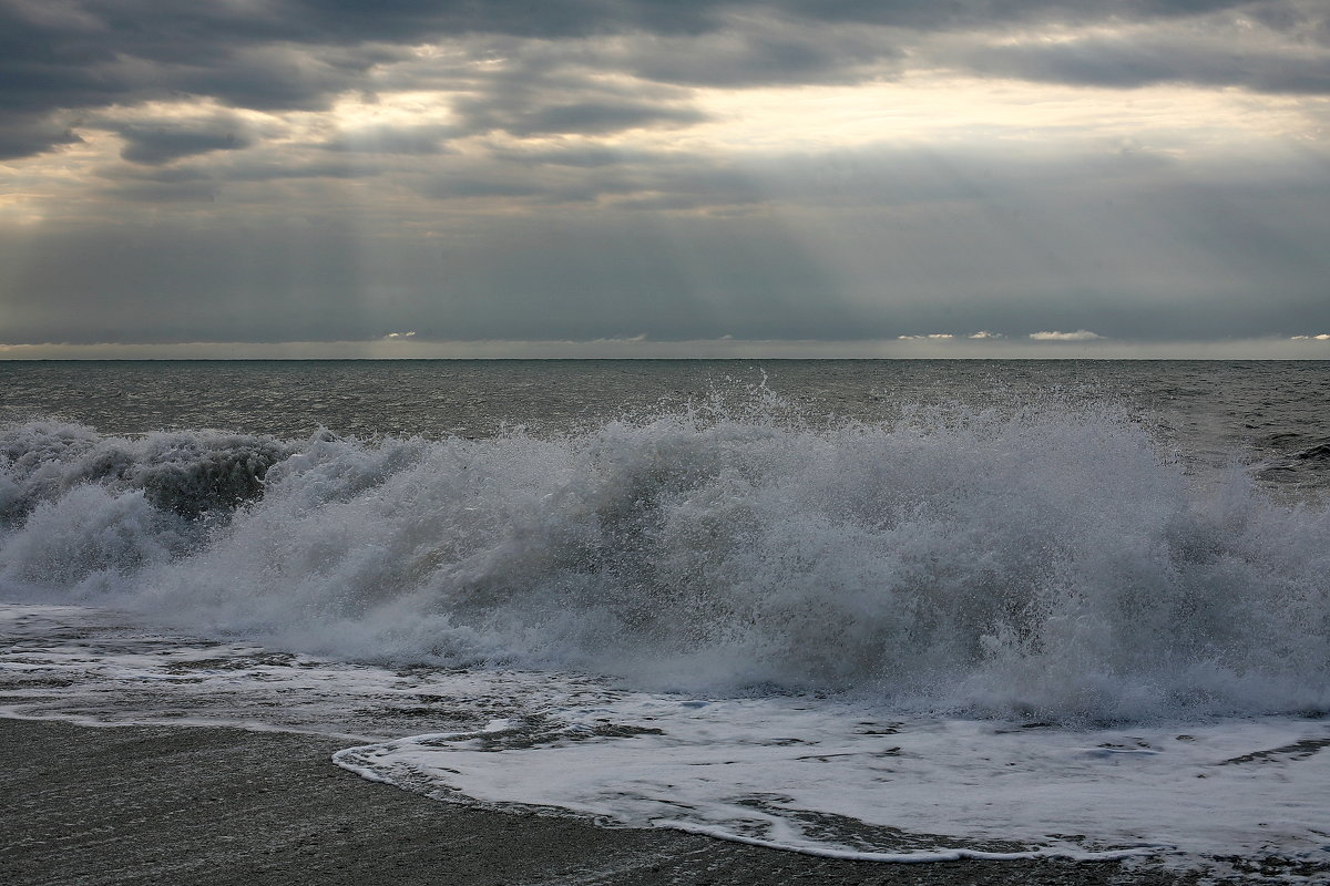 Море волнуется... - Виолетта